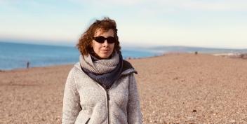 Lisa Boyles on Chesil Beach