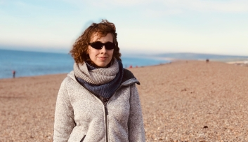 Lisa Boyles on Chesil Beach